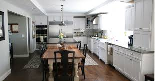 Chic On A Shoestring Decorating Client Kitchen Remodel Reveal