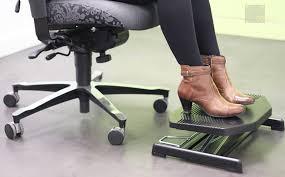 bureau ergonomique utilisation d un repose pieds quels bénéfices pour ma posture