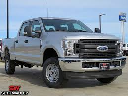 2019 Ford Super Duty F-250 SRW XL 4X4 Truck For Sale In Perry OK ...