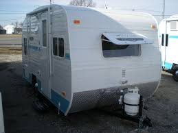 Waterfall Retro Camper Model 155 XL