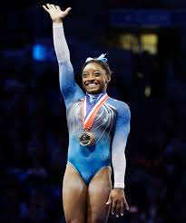 Simone Biles Floor Routine Score by Simone Biles Incredible U S Championships Routine