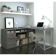 L Shaped Desk Office Full Image For Rustic Computer U