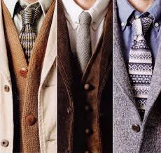 Fashion Style Mens Menswear Blazer Tie