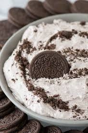 Pumpkin Fluff Recipe Cool Whip by Oreo Cheesecake Dip The First Year