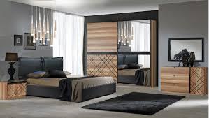 schlafzimmer set camilla in schwarz buche 180x200 cm mit lattenrost 26 leisten