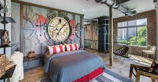 26 Steampunk Bedroom Decorating Ideas for Your Room ThefischerHouse