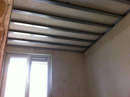 quel rail pour faux plafond isolation idées