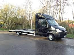 100 Pickup Truck Sleeper Cab 2011 11 Reg Iveco Daily 50C15 52 Ton Recovery Truck Sleeper Cab AMS