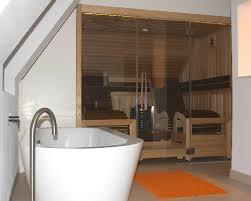 sauna im badezimmer www sauna stegmann de