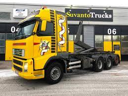 100 Trucks Plus Volvo FH12 8x4 Hook Lift Trucks Transportation Suvanto