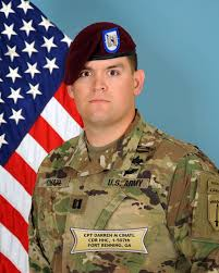Fort Wayne Desk Sergeant by The United States Army Fort Benning