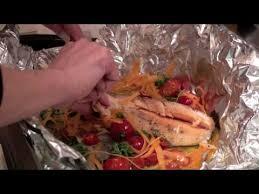 comment cuisiner la truite recette de truite mouchetée à la napolitaine