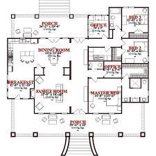 Craftsman Style Floor Plans by Best 25 Craftsman Floor Plans Ideas On Pinterest House Plans