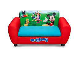 Mickey Mouse Bathroom Set Amazon by Amazon Com Delta Children U0027s Products Mickey Mouse Upholstered