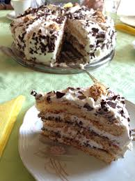 köstliche und einfache giotto torte ramonas kochbüchlein