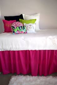 Lilly Pulitzer Bedding Dorm by 10 Best Our Products College Images On Pinterest Bed Skirts