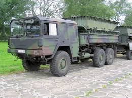 100 7 Ton Military Truck MAN Dump Walk Around Page 2