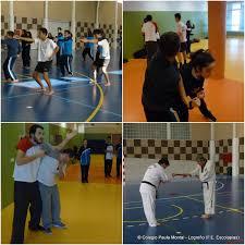 Deportes De Lucha En Educación Física