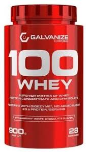 galvanize nutrition protein 100 whey 900 g chocolate coconut