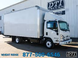 Box Truck -- Straight Trucks For Sale In Colorado