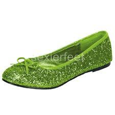 pleaser women u0027s glitter flats shoes star16g glitter flats and