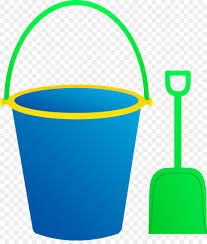 Bucket Sand Shovel Clip Art Toys Cliparts Beach Clipart Spade