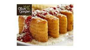 Olive Garden Free Appetizer or Dessert through 2 14 with