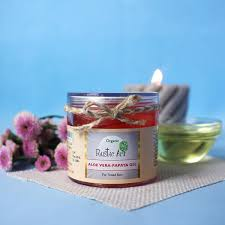 Buy Online Organic Aloe Vera Papaya Gel