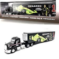 Simon Pagenaud Menards Team 1 Penske Truck Hauler 1/64 2016 INDYCar ... Farrell Equipment Supply Cstruction Sales Rentals Shoplifter Capes After Throwing Feces At Menards Employee On Autographed 2004 Dale Enhardt Jr 81 Racing Bristol Race Opening In Hollister Tuesday Oct 25 News Free Enamour Steel Dewalt Heavy Duty Pavement Breaker Hand Truck Sst At Toronto Race 1 Robby Gordon Stadium Super Trucks Thank You Richfield Mn The 7 Coolest Vehicles Can Rent Rental Kaskiinc Superior Wi Truck Rental September 2018 Discounts