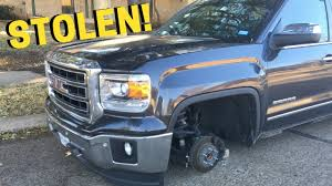 WHEEL THEFT PREVENTION TIPS | My Factory 20's Were STOLEN! - YouTube