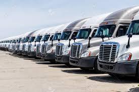100 Truck Semi For Sale Indianapolis Circa June 2018 Freightliner Tractor Trailer