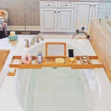 Bamboo Bathtub Caddy With Reading Rack by 100 Bath Caddy With Reading Rack Uk Articles With Cheviot