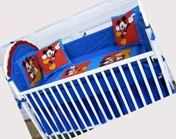 mickey mouse clubhouse toddler bedding for toddler boys made