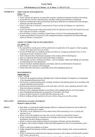 Housekeeping Resume Samples | Velvet Jobs Housekeeping Resume Sample Monstercom Description For Of Duties Hospital Entry Level Hotel Housekeeper Genius Samples Examples Free Fresh Summary By Real People Head 78 Private Housekeeper Resume Sample Juliasrestaurantnjcom The 2019 Guide With 20 Example And Guide For Professional Housekeeping How To Make