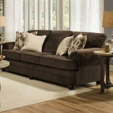 Simmons Flannel Charcoal Sofa Big Lots by Simmons Furniture Foter