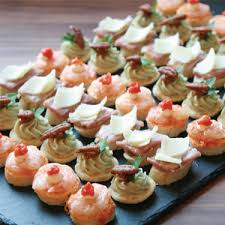 canapes for delicious cold canapes for and special occasions bertrand