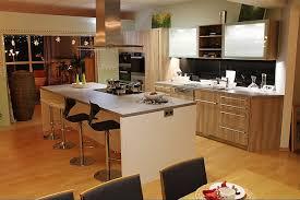 leicht musterküche 2 farbige leicht küche in der kombination