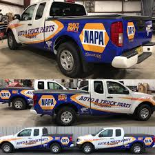Full Truck Wrap For Napa Auto & Truck Parts In Deptford, NJ New Age ...