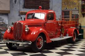 Classic 1938 Ford F-3 Fire Truck Pickup For Sale #2052 - Dyler 1938 Ford Custom Pickup Truck 90988 Restored 1931 Model A Ford Ice Cream Truck Now A Museum Piece 1937 Truck Wicked Hot Rods Pickup V8 85 Hp Black W Green Int For Sale 2068076 Hemmings Motor News Paint Chips Sale Classiccarscom Cc814567 Stored 50 Years To 1940 On S286 Houston 2013 38 Hood Chopped Hotrod Youtube