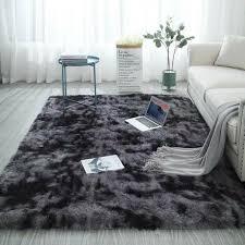 wohnzimmer shaggy teppich hochflor teppiche real de