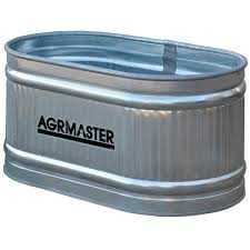 Horse Trough Bathroom Sink by Agrimaster Galvanized Stock Tank By Behlen Country