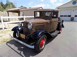 1932 Ford Pickup For Sale   ClassicCars.com   CC-1041146 1938 Ford Pickup For Sale 67485 Mcg 1932 Model B Truck Stock Photo 26654075 Alamy F 100 Custom Classic Roadster Cabriolet Sale Chevrolet Confederate Vintage 190045 Work Horses For Auctions Bb No Reserve Owls Head Transportation 32 Ford Flagstaff Az 12500 Rat Rod Universe Flatbed Ford Model Pinterest 88725 Pin By John Dudson On 1933 1934 Panel Deliveries Near Lakeland Tennessee 38002 Classics