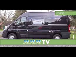 MMM TV Motorhome Review Short Medium Wheelbase Campervan Comparison