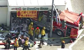 CHP: Unsafe Driving Caused Fire Truck Crash At Monterey Park ...