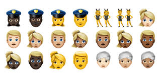 are the 72 new emoji in iOS 10