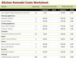 Home Improvement Cost Estimates Home Renovation Estimate By Ideas