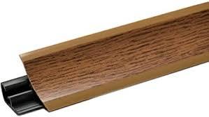 abschlussleiste küchenarbeitsplatte 23mm weichsockelleiste