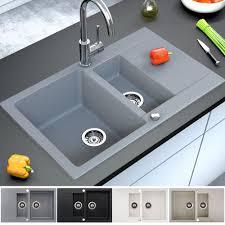 granit spüle küchenspüle einbauspüle doppelspüle spülbecken