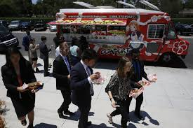 100 Food Trucks For Sale California Truck Evolution Owners Strategize As Novelty Wears Off