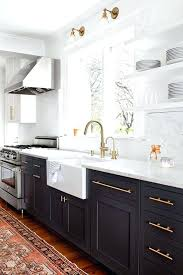 Full Image For Black White Kitchens Pictures And Damask Kitchen Decor Red Cabinets